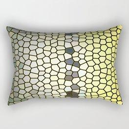honeycomb Rectangular Pillow