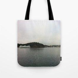 Friday Harbor, 2 Tote Bag