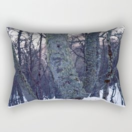 feel tree Rectangular Pillow