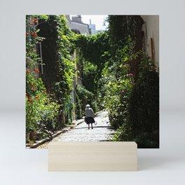 Parisian Souls & Sidewalks Mini Art Print