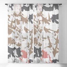 Japanese Sheer Curtain