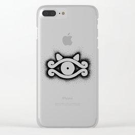 Mystic Eye Clear iPhone Case