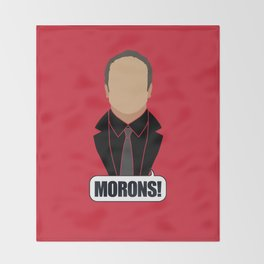 4 Crowley Throw Blanket