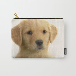 Dog print dog photography minnimalist nursery art animal Carry-All Pouch