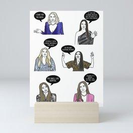 Salt Lake Ladies Mini Art Print