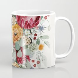 Fall Protea Bouquet Coffee Mug