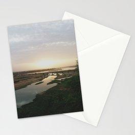 Kennedy Bridge in Niamey, Niger Stationery Cards