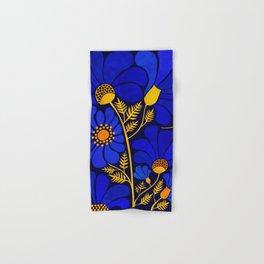 Wildflower Garden Hand & Bath Towel