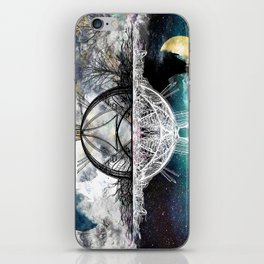 TwoWorldsofDesign iPhone Skin