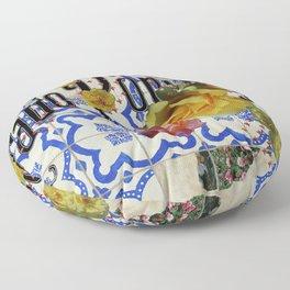 Fado Portuguese Floor Pillow