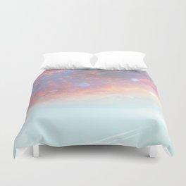 Morning Sky Duvet Cover
