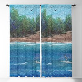 Reminders WC181130e Blackout Curtain