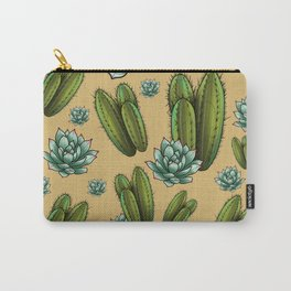 Cactus Cut Carry-All Pouch