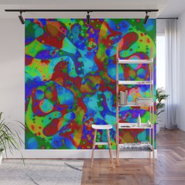 Soft Implosion Wall Mural