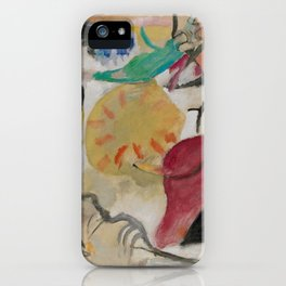 Improvisation 27 iPhone Case