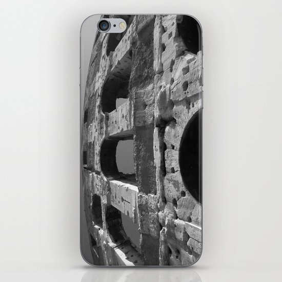 Roman Architecture at its Best iPhone & iPod Skin