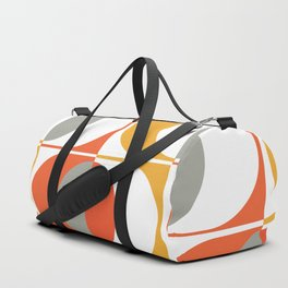Eyes Of The 70's Duffle Bag