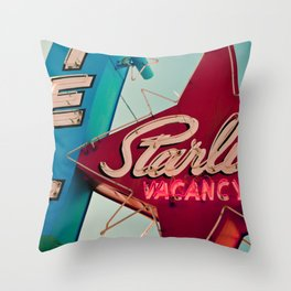 Baby You're A Star Throw Pillow