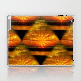 Sunset at the Lake Laptop & iPad Skin