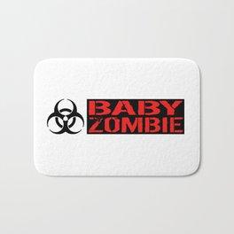 Baby Zombie: Biohazard Bath Mat