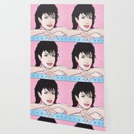Beautiful Pop Art Woman Courtney from Santa Cruz Wallpaper