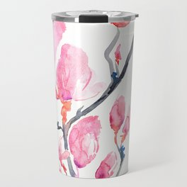 Japanese Magnolia Travel Mug