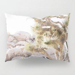 Close Up Of Joshua Tree In Desert Pillow Sham