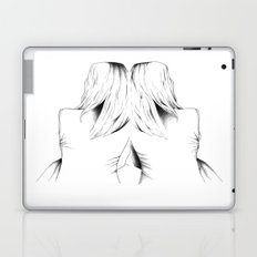 in a dream we're connected Laptop & iPad Skin