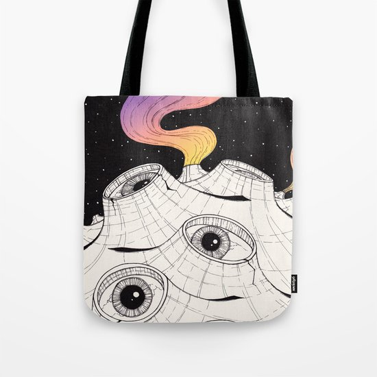 planets have ears Tote Bag