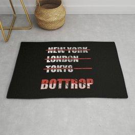 Bottrop Cities gift idea Rug