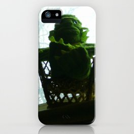 Call me Creech iPhone Case