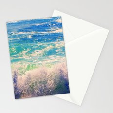 Aqua Mist Stationery Cards
