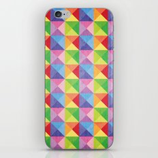 Squiangle Again & Again... iPhone & iPod Skin
