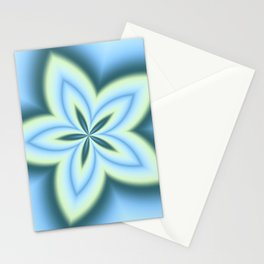 String Art Flower in MWY 01 Stationery Cards