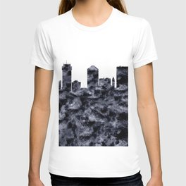 Wichita Skyline Kansas T-shirt