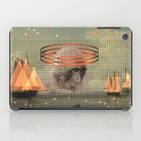 pixies iPad Cases featuring this monkey gone to heaven by Rosa Picnic
