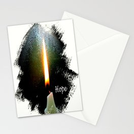 Candle of Hope Stationery Cards