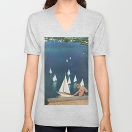 Harbor Unisex V-Neck