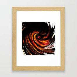 uciha madara Framed Art Print