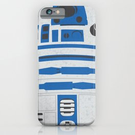 R2D2 Drone iPhone Case