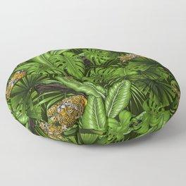 Jungle kitties  Floor Pillow