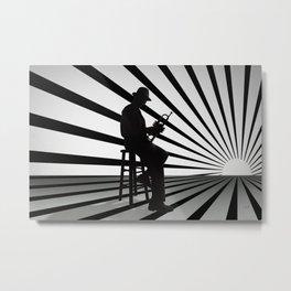 Cool Jazz 2 Metal Print