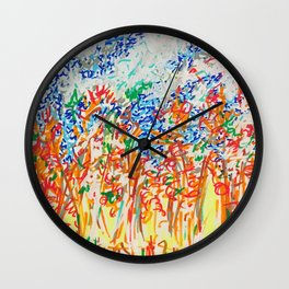Caeul's outono Wall Clock