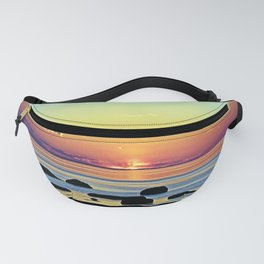 Summer's Glow Fanny Pack