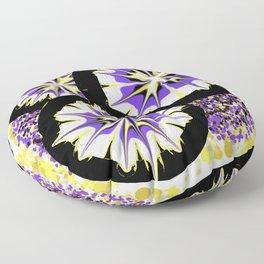 Orlando Flowers Floor Pillow