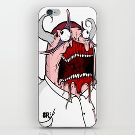 Lord Griffin iPhone Skin