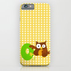 o for owl iPhone 6s Slim Case