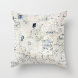 Quantum 1 Throw Pillow