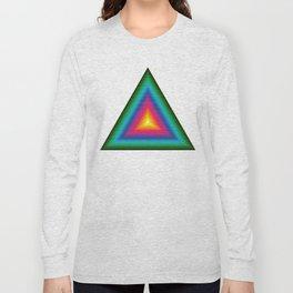 Triangle Of Life Long Sleeve T-shirt