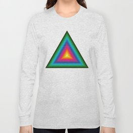 Triangle Of Life Long Sleeve T-shirt